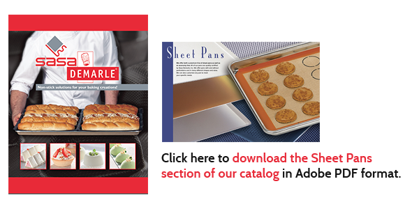 Catalog Download - Sheet Pans