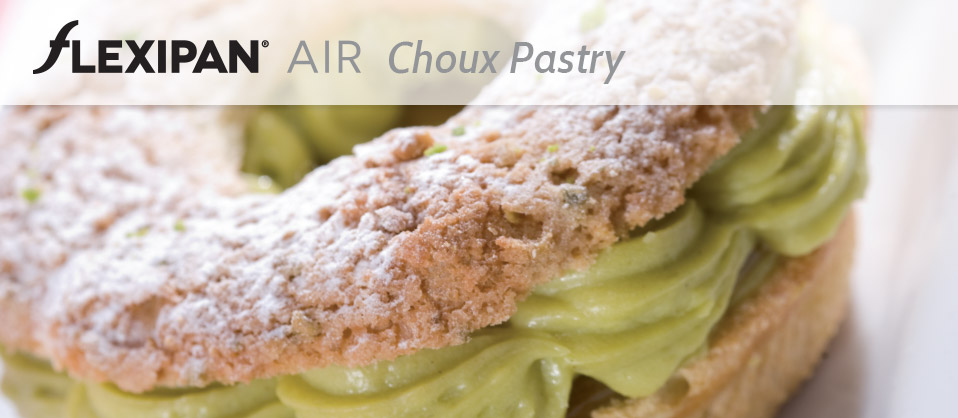 Flexipan AIR Choux Pastry