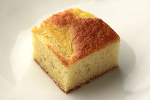 pineapple olive oil sponge cake