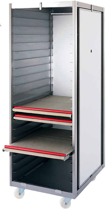 Sasa Demarle Cabinets for Automatic Proofing Trays