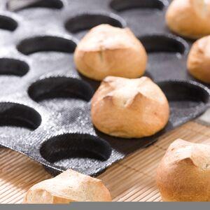Bread Proofing & Baking :: Flexipan® Air Bread :: Round